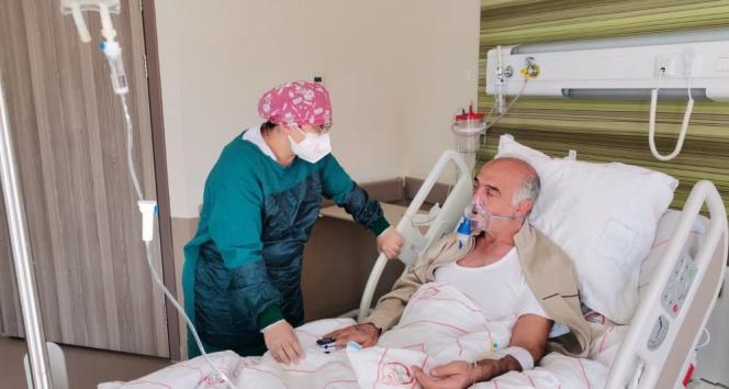 Cumhurbaşkanı Erdoğan'ın 'hayalim' dediği Şehir Hastaneleri koronavirüsü sırtladı