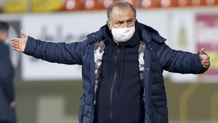 Galatasarayda Fatih Terim Belhanda sessizliğini