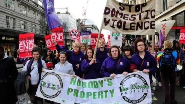 İngiltere'de Boris Johnson 'kadınla şiddetle mücadele' baskısı altında