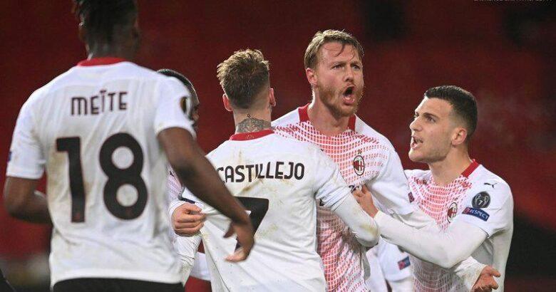 Kjaerin golü Manchester Unitedı karıştırdı
