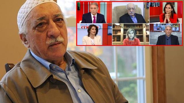 Önce kitap sonra röportaj! FETÖ elebaşına destek yağdıran Yunanistan sabrımızı sınıyor