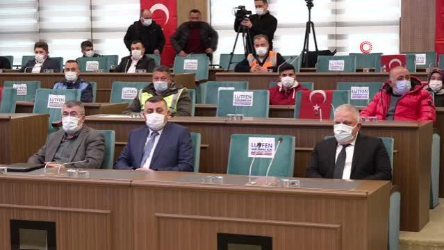 Ordu Büyükşehir Belediyesi'nde toplu sözleşme sevinci