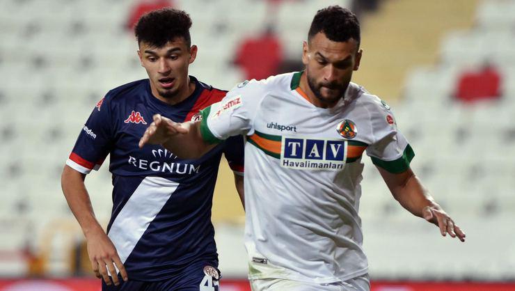 Süper Lig'de Antalyaspor, Alanyaspora konuk olacak