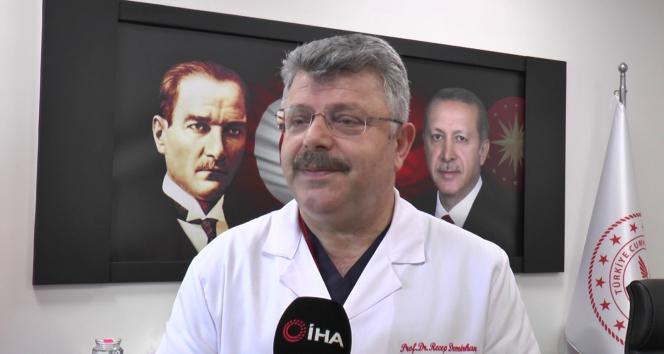Prof. Dr. Demirhan: 'Kartal Şehir Hastanesi pandemi sürecinde Anadolu yakasının lokomotifi oldu'
