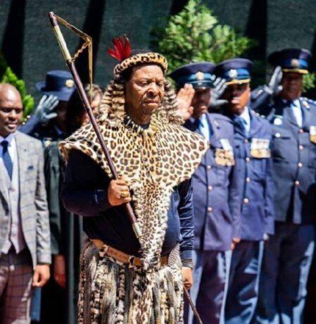 Zulu Kralı Goodwill Zwelithini hayatını kaybetti